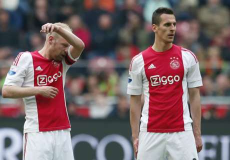 Eredivisie: Penalti Milik Selamatkan Ajax