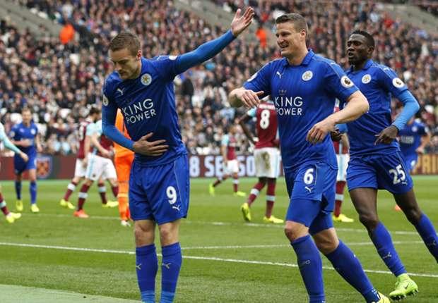 REVIEW Liga Primer Inggris: Bulan Madu Leicester City & Craig Shakespeare Berlanjut