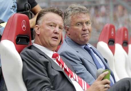 'België zonder Hiddink of Van Gaal'