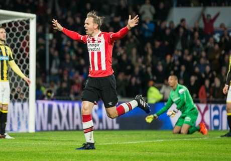 Siem de Jong weer belangrijk voor PSV