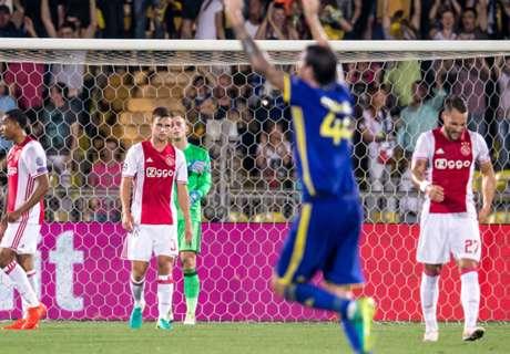 Ajax Gagal Ke Liga Champions