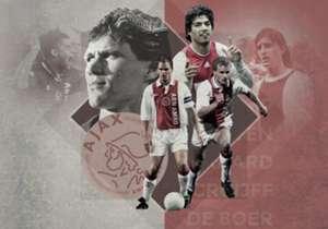 Abbiamo scelto i migliori 20 giocatori della storia dell'Ajax, eccoli nella nostra graduatoria ideale...