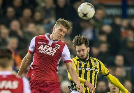 Viktor Elm gaat AZ verlaten voor Kalmar