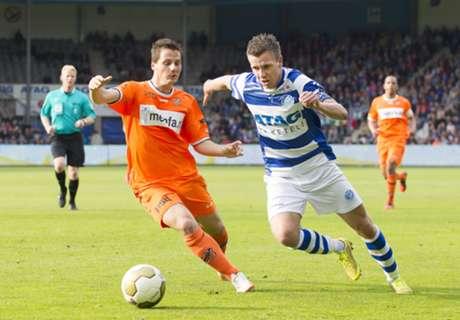 De Graafschap niet langs FC Volendam