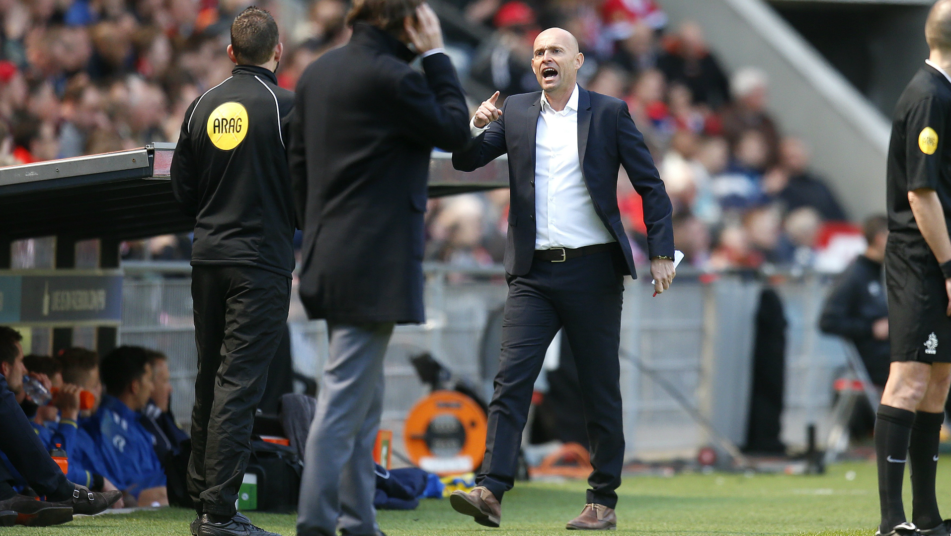 Ajax name reserve team boss Marcel Keizer as new manager
