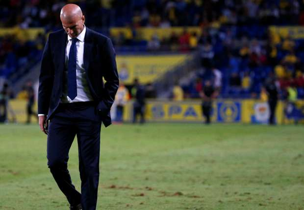 Zidane out to silence critics as injuries pile up at Real Madrid