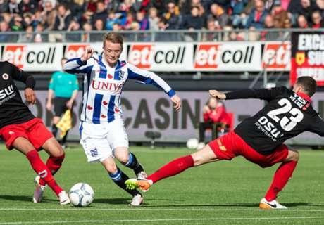 'Larsson wil weg uit Heerenveen'