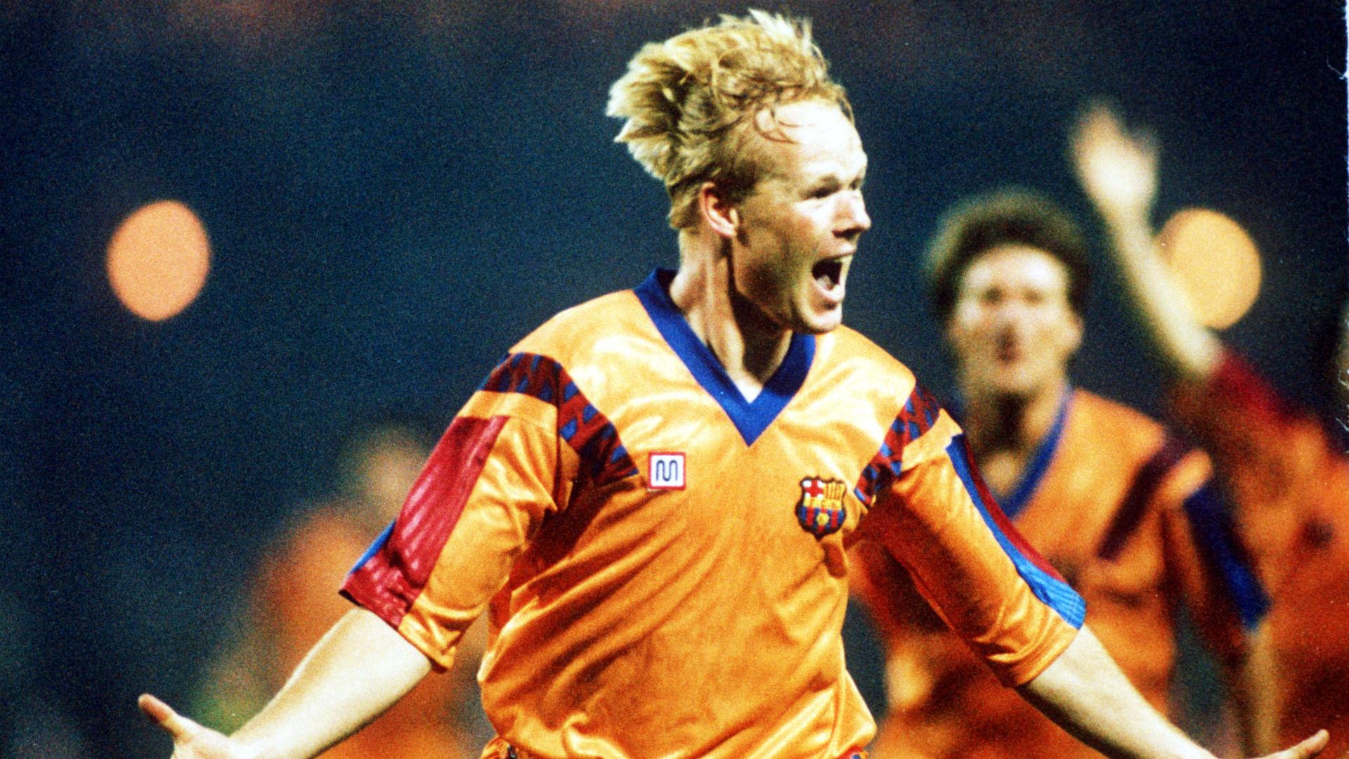 Ronald Koeman, Barcelona - Goal.com