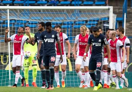 Ajax sleept gelijkspel uit het vuur