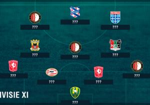 De negentiende speelronde van de Eredivisie ligt inmiddels achter ons. Tijd om te kijken naar de elf spelers die uitblonken dit weekeinde!