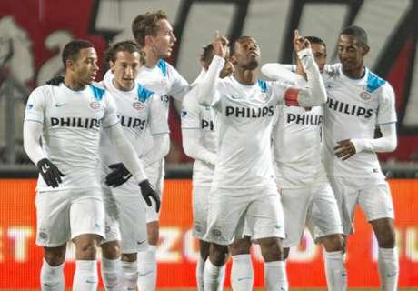 Pays-Bas, le PSV balaye Twente