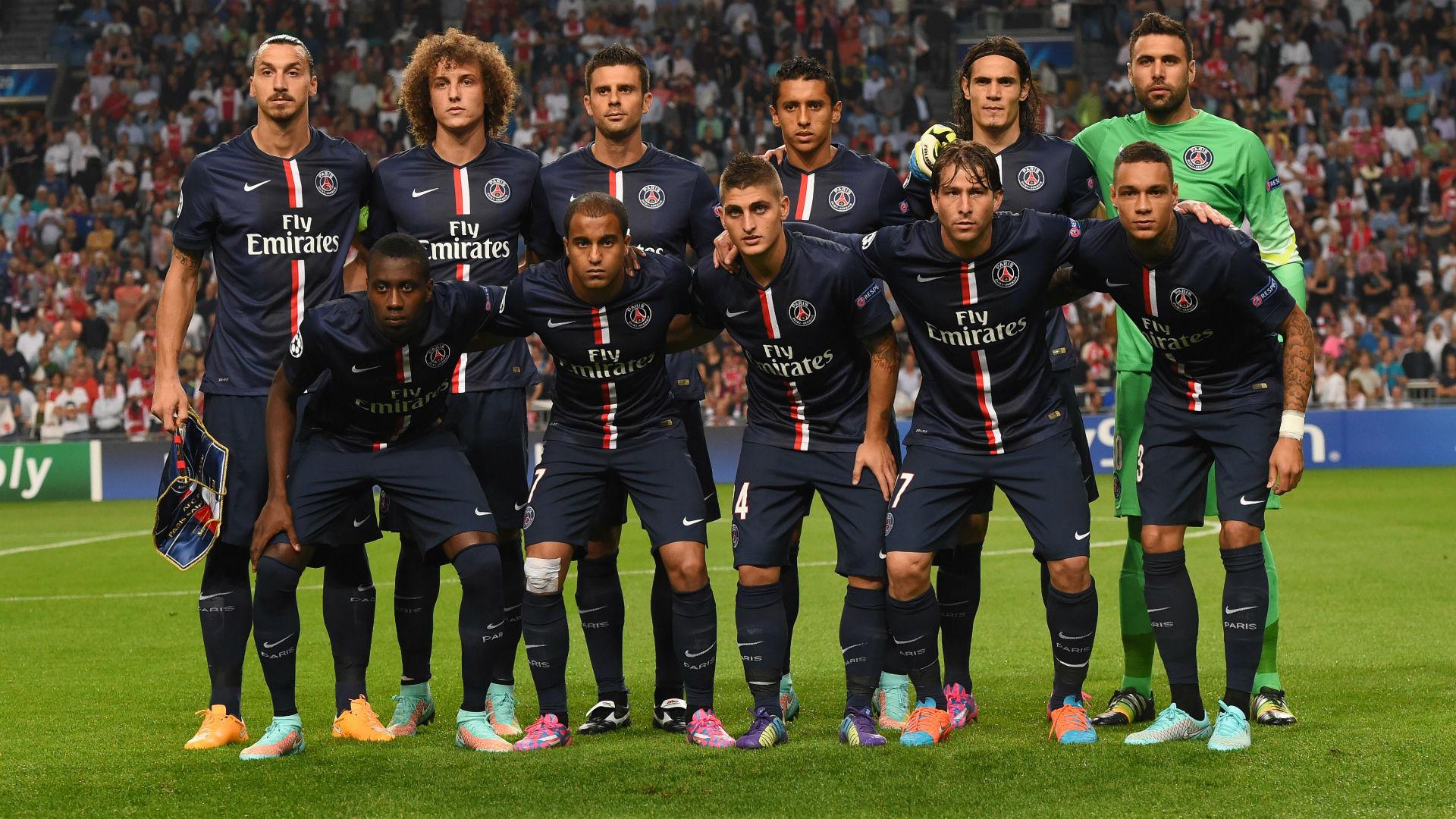 paris saint germain champions league