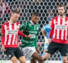 PSV moeizaam langs stug Sparta