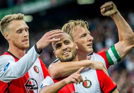 Feyenoord Kukuh Di Puncak Klasemen