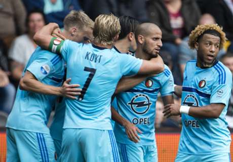 Eredivisie: Feyenoord Kembali Ke Puncak