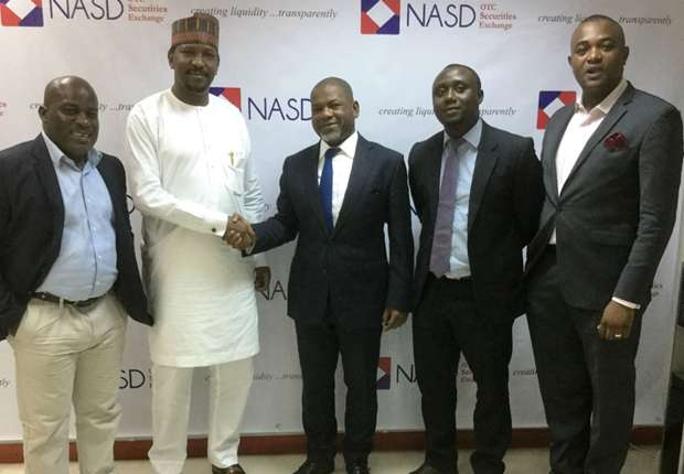 LMC signs MoU with NASD Plc towards taking NPFL clubs to the capital market