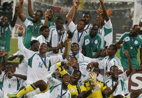 In numbers: Nigeria and the U17 final