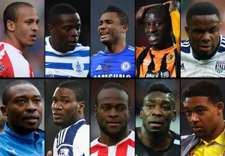 Nigerians in the Premier League: Review