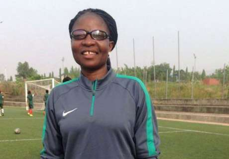 Omagbemi can lead Falcons to glory