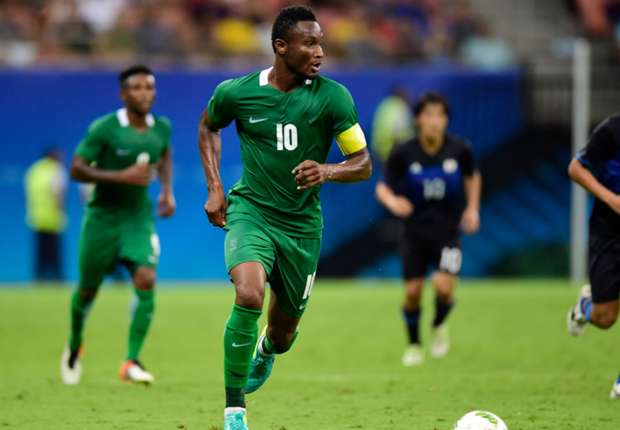 Nigeria U23 2-0 Denmark U23: Mikel & Umar breaks Danish hearts to seal semi-final berth