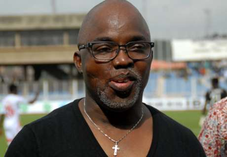 Pinnick unperturbed by Keshi's lawsuit