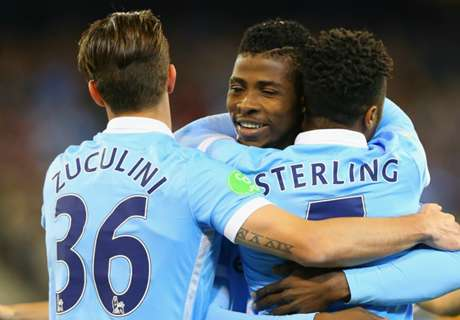 Is Iheanacho set for EPL debut?