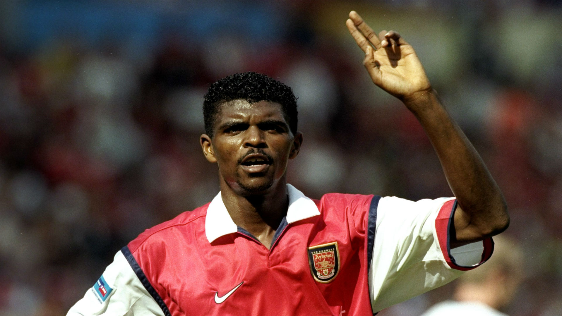 'Wenger has always been the right man for Arsenal' – Kanu