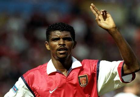 Kanu missing in Wenger's Arsenal XI