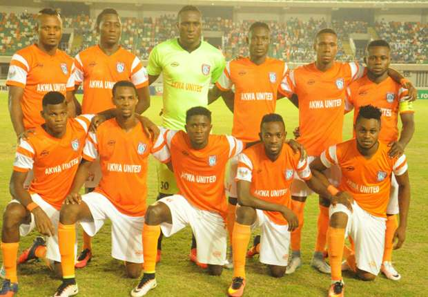 Christopher Lolo completes switch to Akwa United