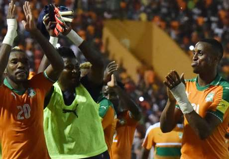 Côte d'Ivoire silence Uganda in friendly