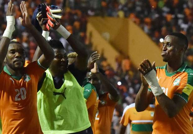 Côte d'Ivoire send Afcon warning with victory over Uganda