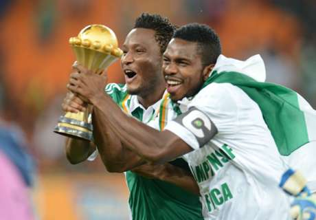 FLASHBACK: Eagles win third Afcon