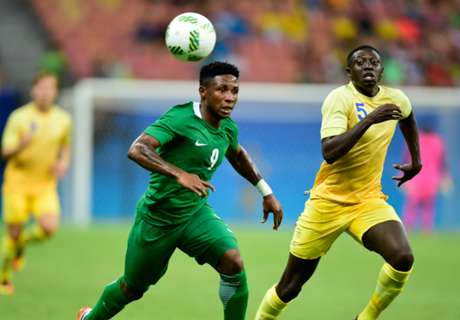 Ideye, Imoh arrive for Tanzania game