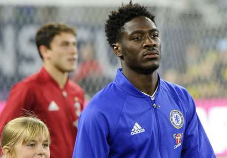 Chelsea kid to ditch England for Nigeria?