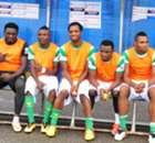 Olujohungbe sets Sunshine Stars' target