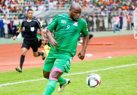 Mbesuma looks back at Zambia's glory