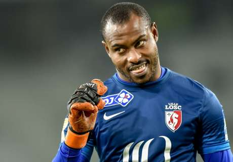 Enyeama signs Lille extention