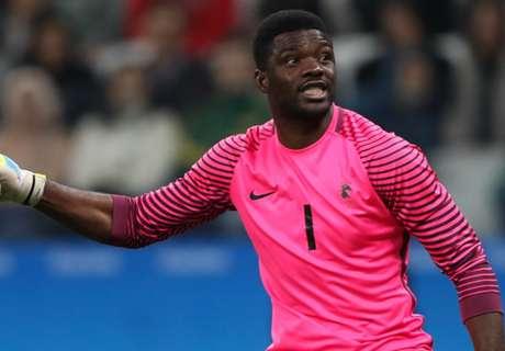 Rohr defends under-fire Daniel Akpeyi