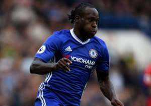 Victor Moses's fine season at Chelsea continued as he got one over on previous boss Jose Mourinho, impressing as the Blues beat Manchester United 4-0 in the Premier League on Sunday. The Nigeria forward continues to be reborn in his right wing-back rol...