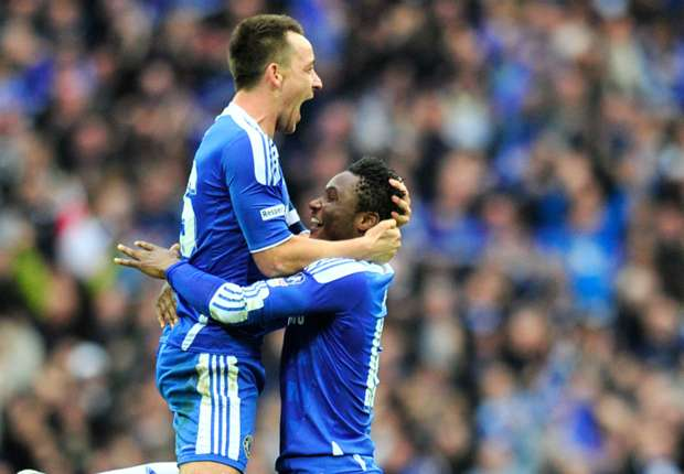 'A true Football legend and a brilliant captain' – Mikel posts Terry Instagram tribute