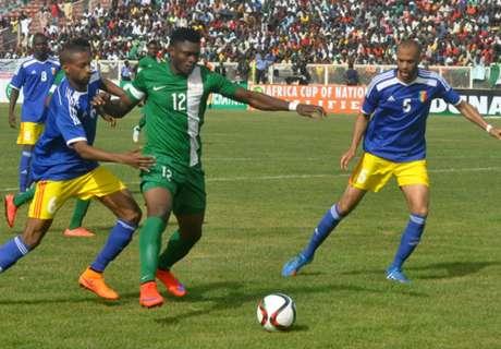 Nigeria to face Djibouti or Swaziland
