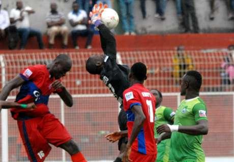 PICS: Ikorodu United held by Nasarawa