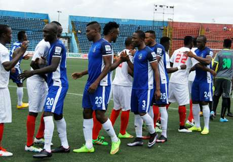 Wikki Tourists, Enugu Rangers lose