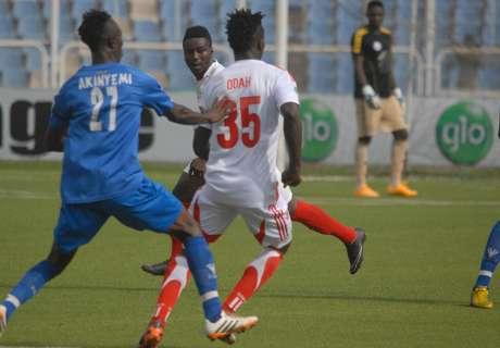 Odah returns to Enugu Rangers