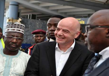 Infantino, Pinnick and Africa's future