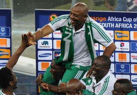 Nigeria's coaches mourn Keshi's death