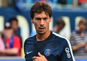 Benjamin Stambouli of Paris Saint-Germain