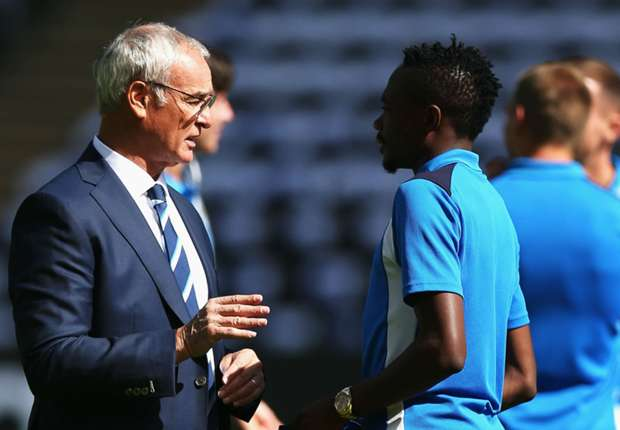 Image result for What Leicester manager told Ahmed Musa for him to be firing again