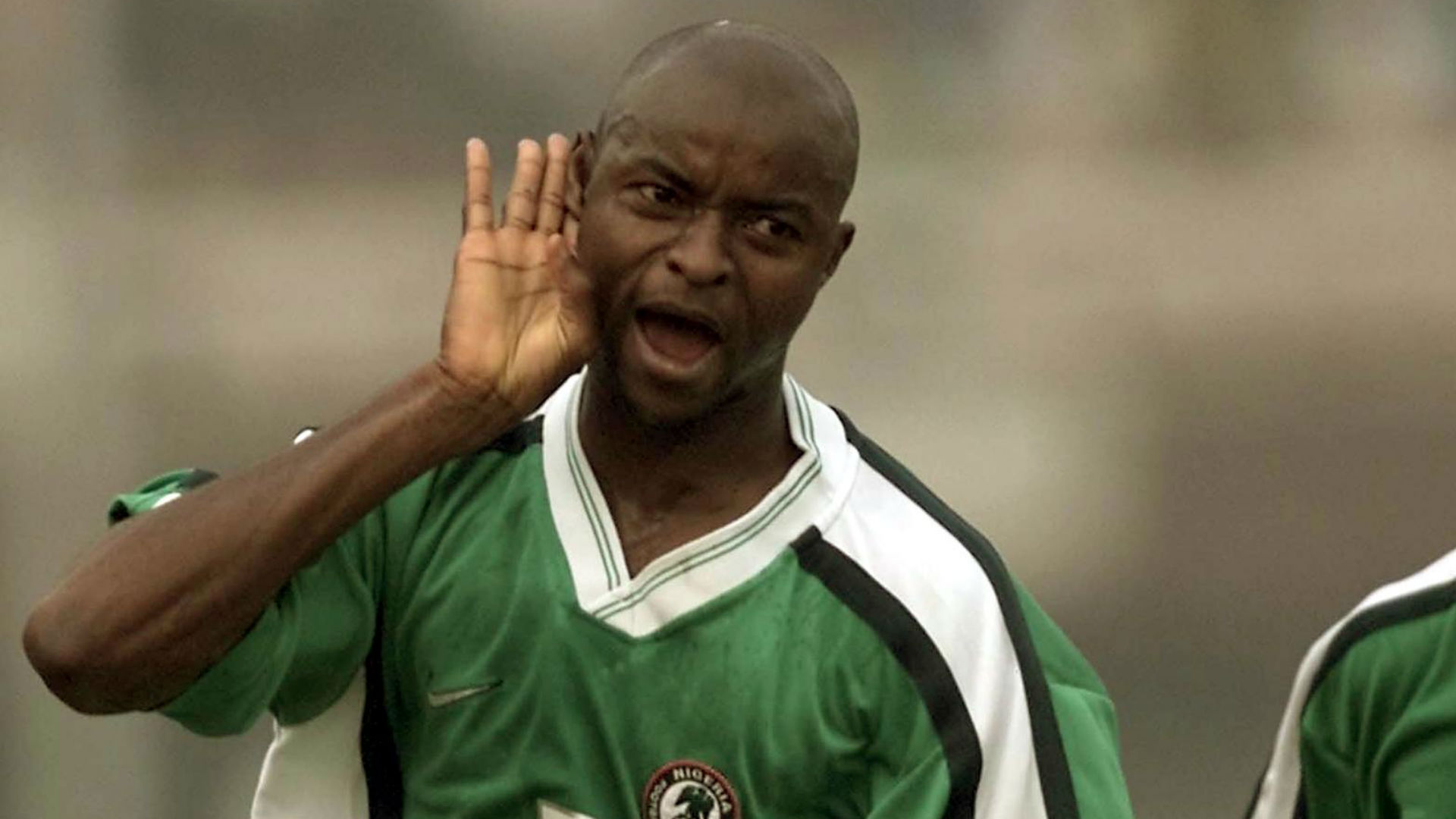 Super Eagles: Finidi George & players who scored on Nigeria debut