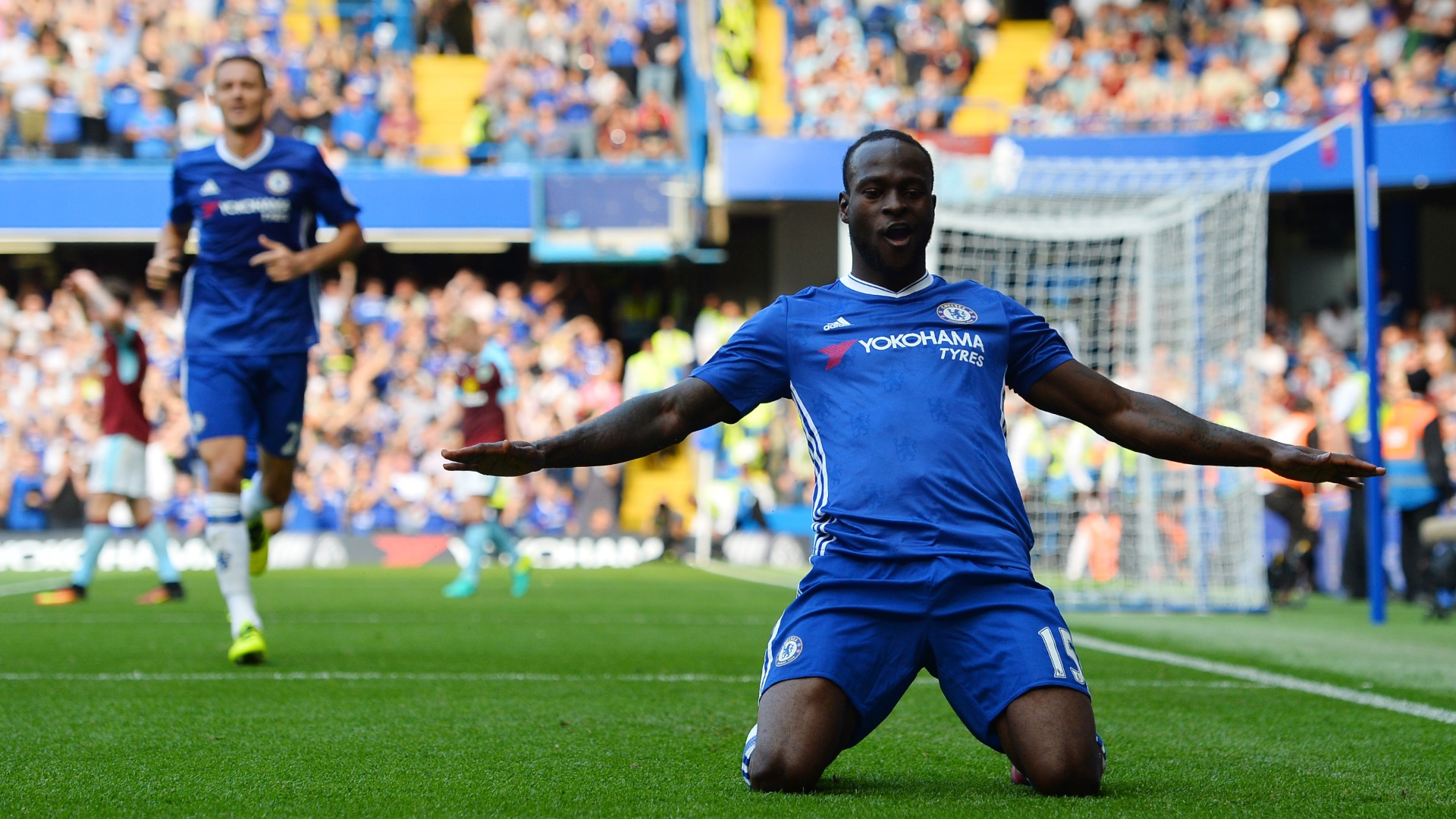 Victor Moses: How Has He Been Transformed By Antonio Conte